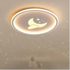 Nouvelle lampe de chambre d'enfants LED lampe de plafond nuage créatif lampe de chambre à coucher lampe de chambre garçon et fille