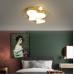 Lumière de luxe lampe de chambre à coucher plafonnier simple lampe moderne lampe de chambre éclairage de personnalité créative