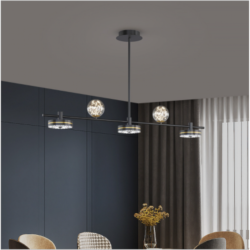 LED restaurant lustre lampes moderne personnalité minimaliste bar lampe de table hall salle à manger chambre éclairage