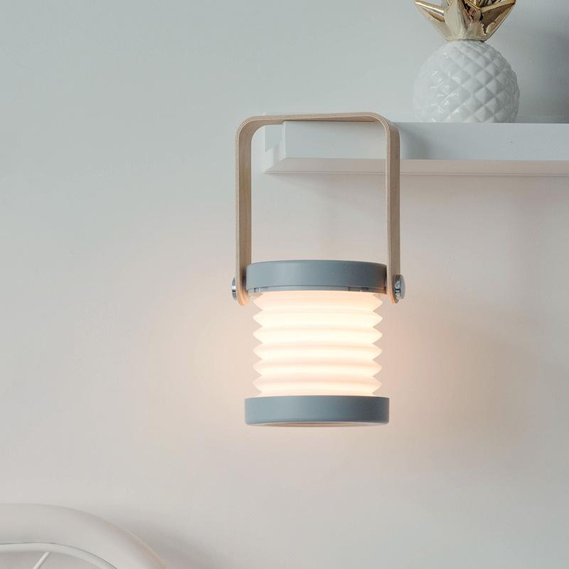 Lampe Lanterne CréativeTable 3d De Légère Nuit 8ON0wPknXZ