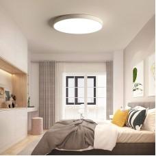 LED Plafonnier 48W Dimmable avec Télécommande,Lampe de Plafond Rond 3840LM Plafonnier LED,Température de Couleur Réglable
