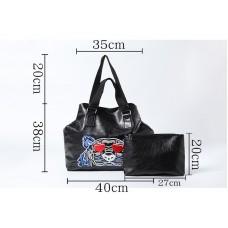 Sac de rangement pour sac de grande capacité portable et courte distance
