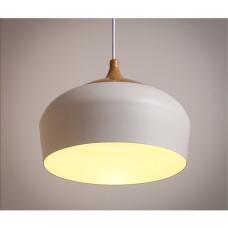 Tomons Lampe de Plafond Blanc Ampoule LED Moderne Cable Nylon pour Maison